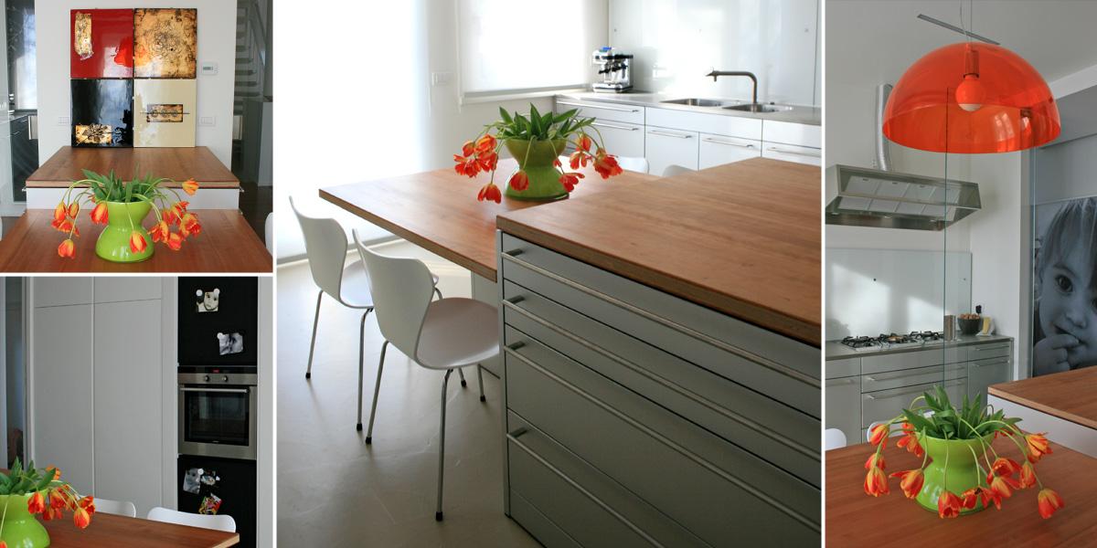 Progetto 2 progetti interior design maria angela cavazzini - Progetti interior design ...