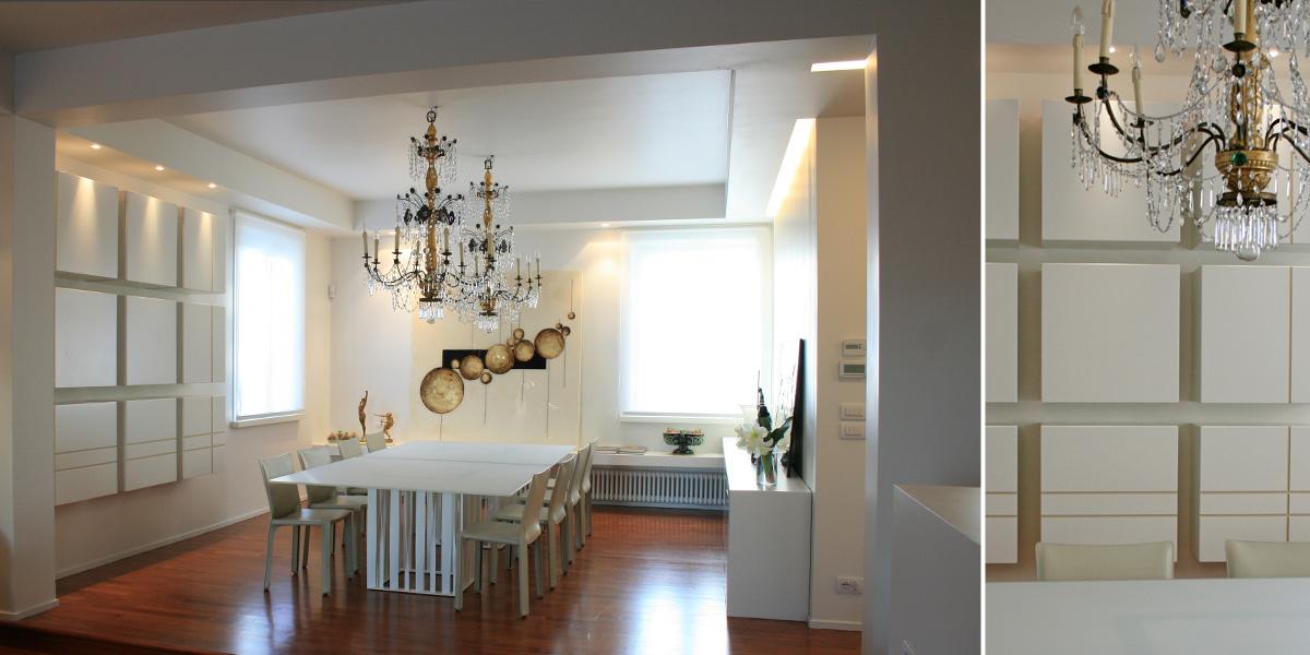 Progetto #2 // Progetti - Interior Design // Maria Angela Cavazzini