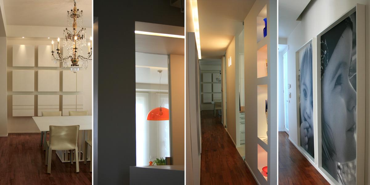 Progetto 2 progetti interior design maria angela cavazzini - Progetti di interior design ...