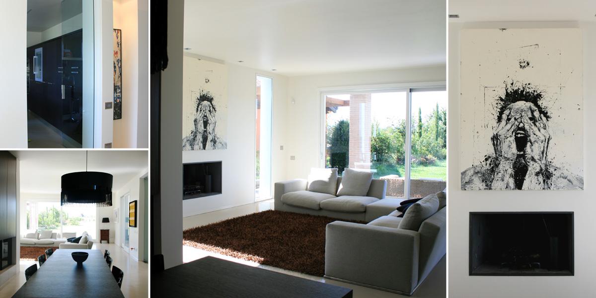 Progetto 3 progetti interior design maria angela cavazzini - Progetti interior design ...